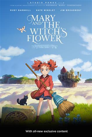 Mary et la fleur de la sorcière (Version française)