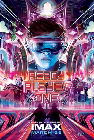 Ready Player One - An IMAX 3D Experience®
