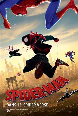 Spider-Man : dans le spider-verse (Version française)