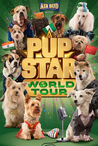 Pup Star: World Tour - Family Favourites