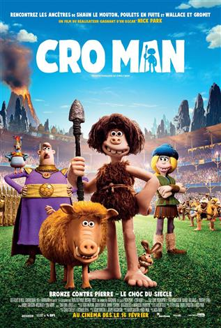 Cro man - Les films en famille