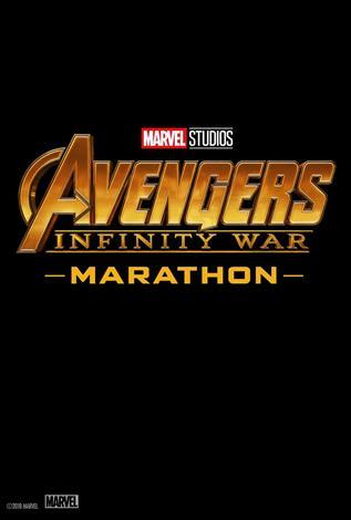 Marvel Studio's Avengers: Infinity War Marathon
