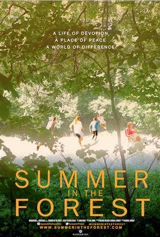 Summer in the Forest (English and French w/e.s.t.)