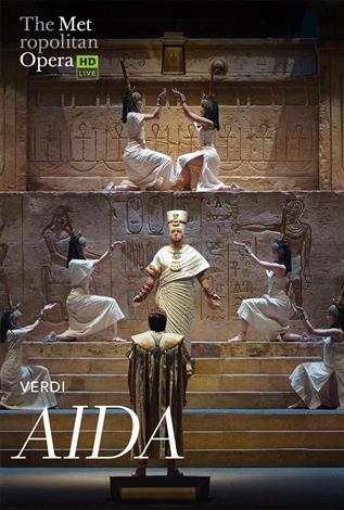 Aida (Verdi) Italian w/e.s.t. - Metropolitan Opera