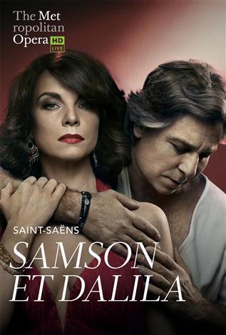 Samson et Dalila (Saint-Saëns) French w/e.s.t. - Metropolitan Opera