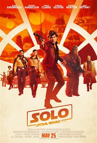 Solo: A Star Wars Story - In 4DX
