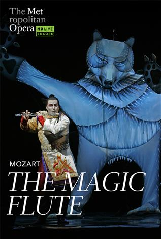 The Magic Flute (Mozart) English w/e.s.t. ENCORE - Metropolitan Opera