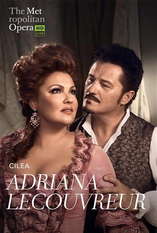 Adriana Lecouvreur (Cilea) Italian w/e.s.t. - Metropolitan Opera