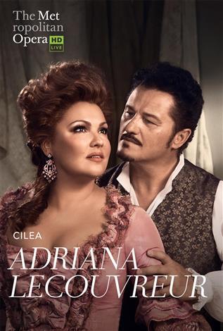 Adriana Lecouvreur (Cilea) Italien avec s.-t.fr. REDIFFUSION - Metropolitan Opera