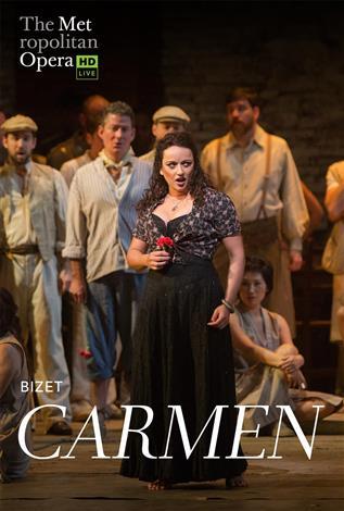 Carmen (Bizet) French w/e.s.t. - Metropolitan Opera
