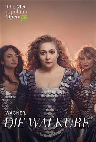 Die Walküre (Wagner) Allemand avec s.-t.fr. REDIFFUSION - Metropolitan Opera