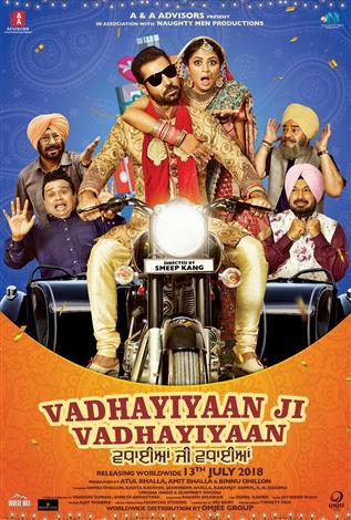 Vadhayiyaan Ji Vadhayiyaan (Punjabi w/e.s.t.)