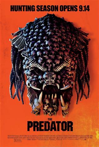 The Predator - In 4DX