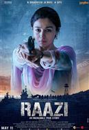 Raazi (Hindi w/e.s.t.)
