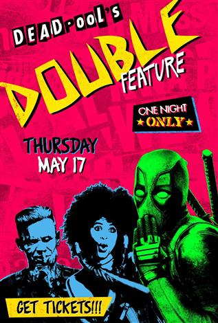 Deadpool Double Feature