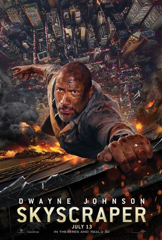 Skyscraper - In 4DX
