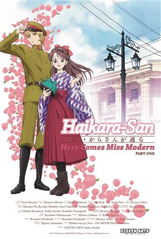 Haikara-San: Here Comes Miss Modern – Part 1 (Japanese w/e.s.t.)