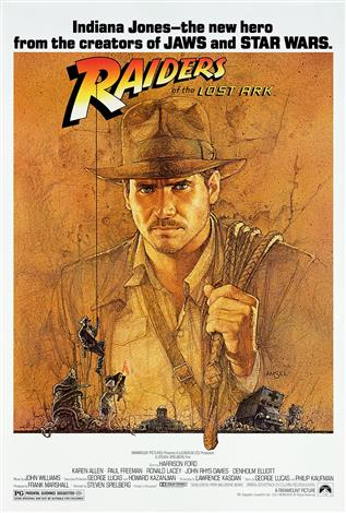 Raiders of the Lost Ark - VIP