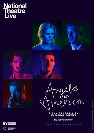 Angels in America, Part Two: Perestroika - National Theatre Live