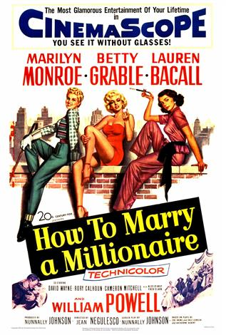 How to Marry a Millionaire - Classic Films