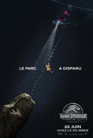 Monde Jurassique : Le royaume déchu - L'Expérience IMAX
