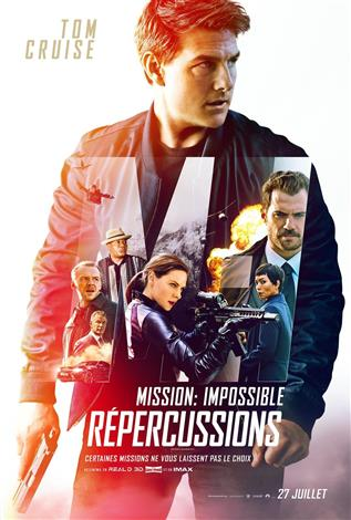Mission Impossible : Répercussions - L'Expérience IMAX (Version française)