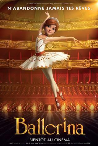 Ballerina (Version française) - Les films en famille