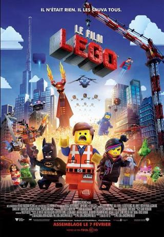 Le film LEGO - Les films en famille