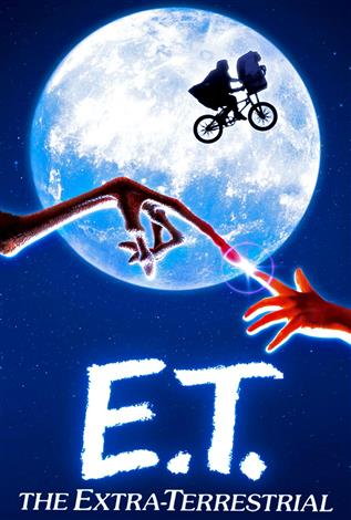 E.T. the Extra-Terrestrial - Family Favourites