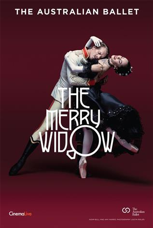 The Australian Ballet: The Merry Widow