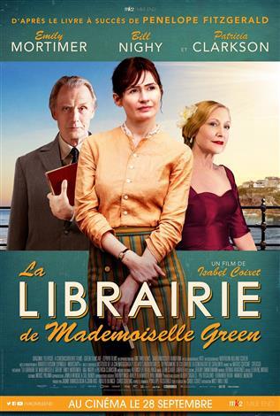 La Librairie de Mademoiselle Green