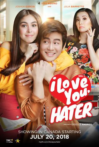 I Love You Hater (Filipino w/e.s.t.)