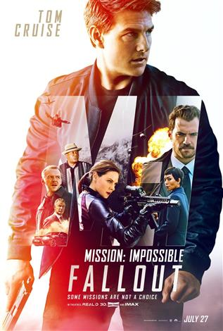 Mission: Impossible Fallout - In 4DX