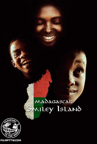 Madagascar: Smiley Island - Passport to the World