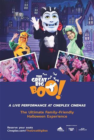 The Great Big Boo