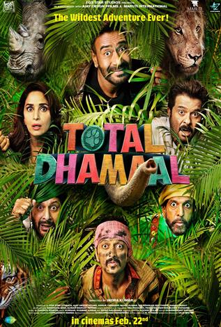 Total Dhamaal (Hindi w/e.s.t.)