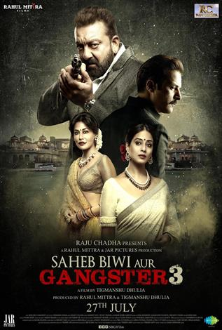 Saheb Biwi Aur Gangster 3 (Hindi w/e.s.t.)