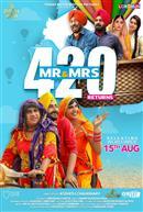Mr. & Mrs. 420 Returns (Punjabi w/e.s.t.)
