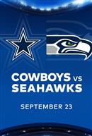 COWBOYS at SEAHAWKS - NFL Sunday Nights at Cineplex
