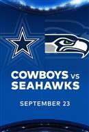 COWBOYS at SEAHAWKS - NFL Sunday Nights at Cineplex