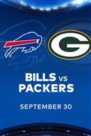 BILLS at PACKERS - NFL Sunday Nights at Cineplex