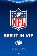 PACKERS at PATRIOTS - NFL Sunday Nights at Cineplex