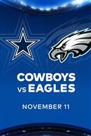 COWBOYS at EAGLES - NFL Sunday Nights at Cineplex