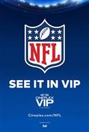 FINALES DE DIVISION – Les Dimanches soirs NFL chez Cineplex