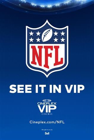 PRO BOWL - Les Dimanches soirs NFL chez Cineplex