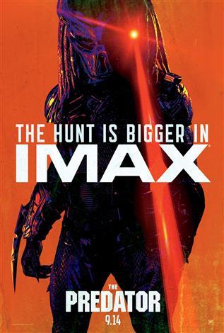 The Predator – The IMAX Experience®