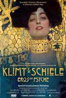 KLIMT & SCHIELE – EROS AND PSYCHE