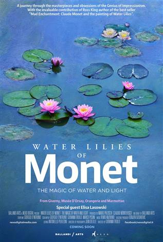 Water Lilies by Monet – the Magic of Water and Light