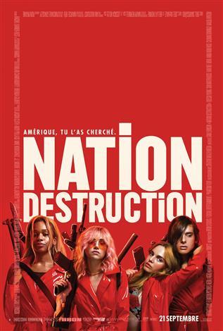 Nation Destruction (Version française)