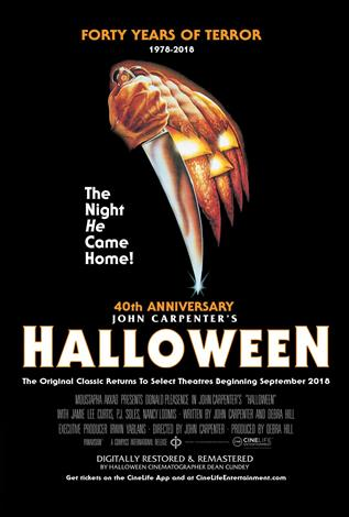 Halloween (1978): 40th Anniversary